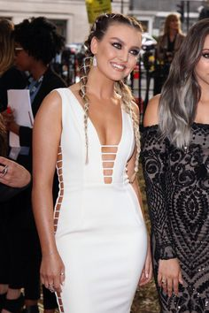 Perrie Edwards Glamour Awards