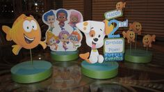 Bubble Guppies Birthday Party Custom by SparklesCelebrations, $38.00