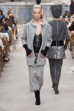 Chanel :Couture AW 2013:Review   ELLE UK