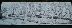 Draw Daily: art journal
