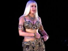 Belly Dance How to: Hip Drop Move - Belly Dancing - with Neon http://www.WorldDanceNewYork.com