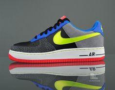 8 Best Nike Air Force 1 Low GS – Black – Cyber – Soar images