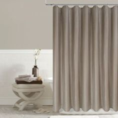 Twilight 54 Inch X 78 Shower Curtain In Stone 96