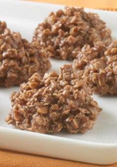 Neighbors will beg you for this recipe, but it can be your secret! These No Bake Oatmeal Cookies are so easy to make!