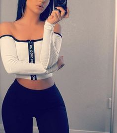 Cute Casual Outfits, Fall Outfits, Summer Outfits, Fashion Outfits, Womens Fashion, Fashion Trends, Vetement Fashion, Elegantes Outfit, Outfit Goals