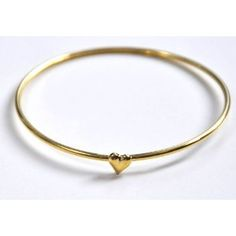 Heart simple bracelet vintage retro charm jewellery