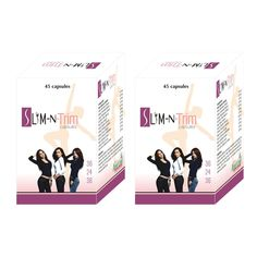 Weight Loss Anti Obesity Slimming Diet Pills For Overweight, Fat Burner Capsules #SlimNTrim
