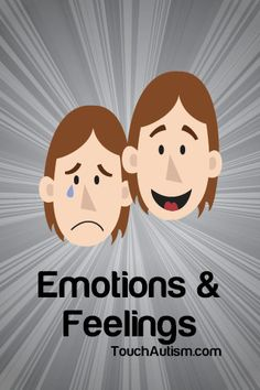 Emotions and Feelings Autism Social Story