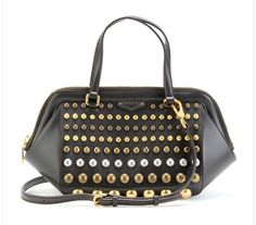 452ff3c6fa Marc by Marc Jacobs Thunderdome Daily Stud Bag ( 832) ❤ liked on Polyvore  Gucci