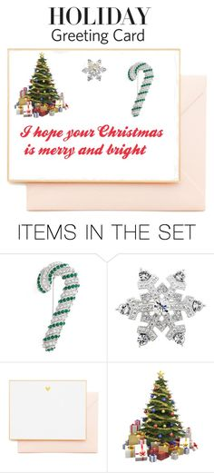 """""""Christmas card"""" by modest-flute ❤ liked on Polyvore featuring art, holidaygreetingcard and PVStyleInsiders"""