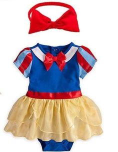 Baby Girl Snow White
