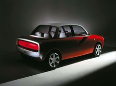 Ten years later // FORD 021C by Marc Newson