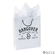 Hangover Rescue Wedding Gift Bags There's always at least one person at every wedding who toasts the happy couple a few too many times. Send everyone home. Wedding Gift Bags, Beach Wedding Favors, Wedding Vows, Wedding Receptions, Wedding Bells, Food Wedding Favors, Dream Wedding, Blue Wedding, Party Favors