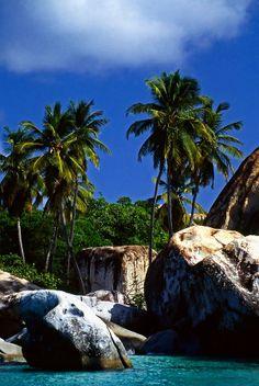 ✯ The Baths - Virgin Gorda - British Virgin Islands