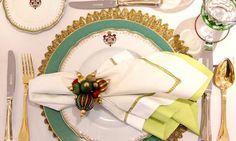 Mesas de Natal: invista em detalhes que impressionam os convidados