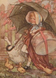 1920 C.M. Burd illustration | eBay