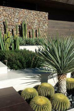 Decoración de jardines con los mejores diseños modernos