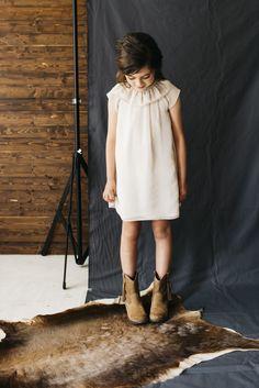 Vestido niña 4A