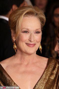 An Amazing Woman All Around.... Meryl Streep.... Age 63....