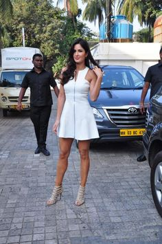 Katrina Kaif Latest Stills at Movie Trailer Launch Photos