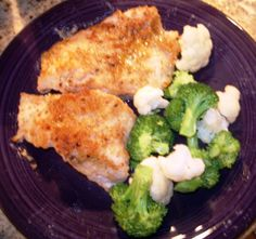 Cathe Friedrich - Sauted Grouper in Olive Oil Grouper Recipes, Fish Recipes, Seafood Recipes, Appetizer Recipes, Cooking Recipes, Healthy Recipes, Healthy Meals, Healthy Food, Seafood Dishes