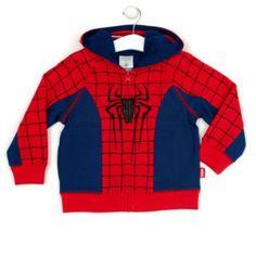 Ultimate Spider-Man Hooded Sweatshirt For Kids