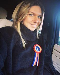 Simona Halep La multi ani Romania 🤗