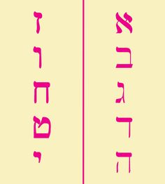 The Hebrew alphabet has evolved from Biblical, Phoenician, and Aramaic origins. Hebrew Writing, Hebrew Text, Hebrew Words, Hebrew For Christians, Biblical Hebrew, Learn Hebrew Alphabet, Hebrew Tattoo, Bible Topics, Black History Books