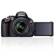 LivingSocial Shop: Nikon DSLR Camera with Accessory Kit