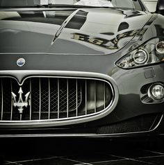 Maserati Ferrari shadow