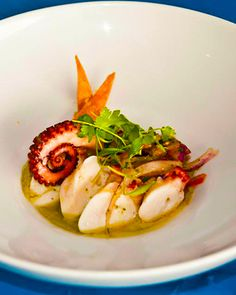 Grilled Octopus - City Chef Catering