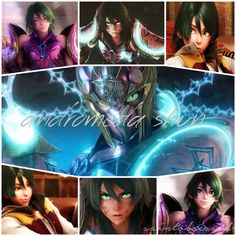 Andromeda Shun | Legend of Sanctuary | Andromeda Saint | Shun |