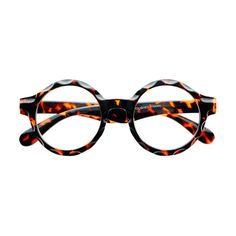 f9991920d7b8 Unique Retro Style Large Clear Lens Circle Round Eyeglasses R2820. Round  SpecsGlasses FramesEye ...