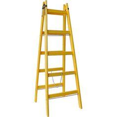 Rebrík DRD A 05 priečkový, 165 cm, drevený Ladder, Stairway, Ladders
