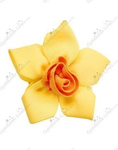 NWT Gymboree Daffodil Garden Daffodil Hair Clip - 1 available - $6 shipped