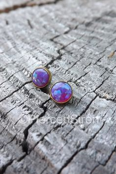 Pin for later! Opal Dermal Anchor Top 5mm titanium conch stud 14g dermals piercing jewelry top surface piercings opals gem green blue ruby threaded purple by SirenBodyJewelry on Etsy $21.99
