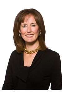 Genevieve Wood is the Vice President of Marketing for the Heritage Foundation, a conservative organization in DC.