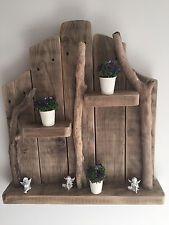 Unique Driftwood & Up-Cycled Shelf, Shabby Chic, Nautical, Bespoke.