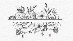 57 ideas for tattoo old school mini - - 57 ideas . - 57 ideas for tattoo old school mini – 57 ideas for tattoo old school - Mini Tattoos, Rose Tattoos, Flower Tattoos, Body Art Tattoos, Small Tattoos, Tatoos, Tattoo Sketches, Tattoo Drawings, Rose Drawing Tattoo