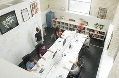 Raw Design Studio  espacio de equipo creativo