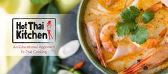 Authentic Thai recipes with step-by-step video tutorials by Pailin Chongchitnant, cookbook author and creator of the YouTube channel PailinsKitchen.