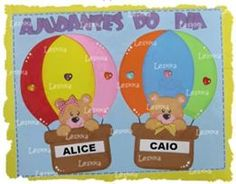 Bear in baloon 1/2
