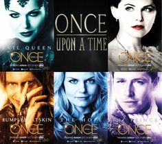 I L-O-V-E Once Upon A Time