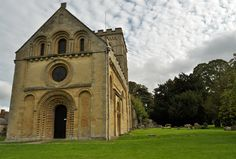 St Mary's Church, Iffley Village, England