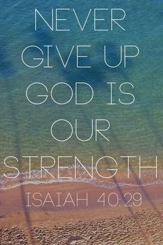 Isaiah 29 He gives strength to the weary and increases the power of the weak. Inspirational Bible Quotes, Bible Verses Quotes, Bible Scriptures, Faith Quotes, Life Quotes, Godly Quotes, Prayer Quotes, Spiritual Quotes, Quotes About God