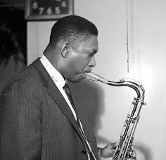 """One positive thought produces millions of positive vibrations."" - John Coltrane"