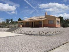 CEHEGIN in Murcia, Spain: New build country villa for sale close to town and amenities.