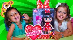 I love Minnie Muñeca de 30 cm - I love Minnie en español - Juguetes I love minnie