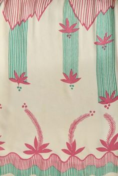 Celia Birtwell Palm Print 1972