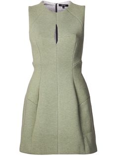 Neoprene structured dress. As seen in my blog posts